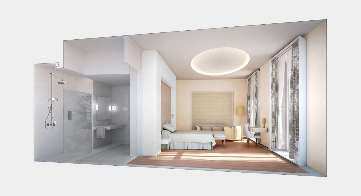 PLC Architectures - HOTEL DU LOUVRE